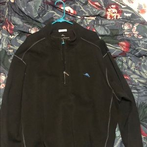 Tommy Bahama 1/4 zip